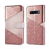 ZCDAYE Wallet Case for Samsung Galaxy S10 Plus,Premium