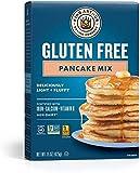 King Arthur, Gluten Free Pancake Mix, Certified Gluten-Free, Non-GMO Project Verified, Certified...