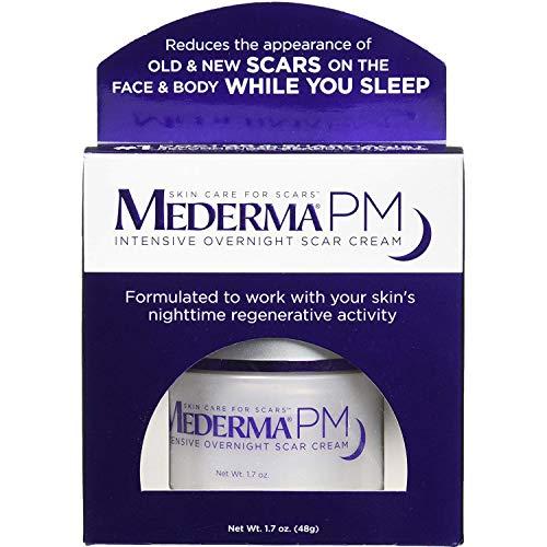 Mederma PM Intensive Overnight Scar Cream (Value Pack of 2)