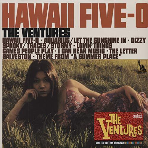 Hawaii Five-O [Vinyl LP]