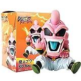Dragon Ball Z Vegeta Majin Boo Figure Toy Kid Buu Anime Model Doll Gift for Children-Vegeta