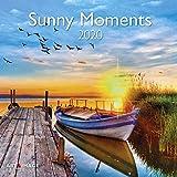 Sunny Moments 2020 A&I - Broschürenkalender - 30x30cm - Wandkalender