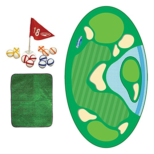 SwimWays Pro-Chip Spring Golf Floating Pool Game