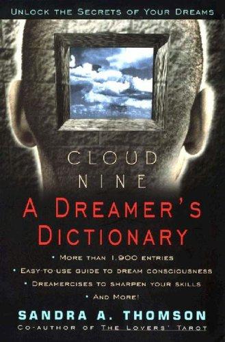Cloud Nine: A Dreamer's Dictionary (English Edition)