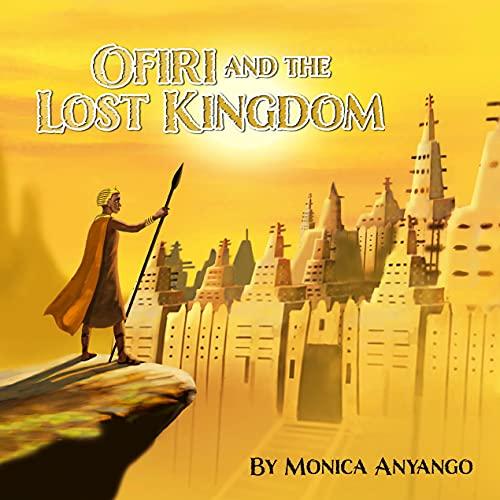 Ofiri and the Lost Kingdom cover art