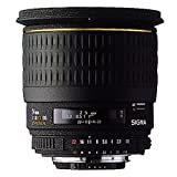 Sigma 24 mm f:1.8 AF EX DG ASP Macro - Objetivo para Sony/Minolta (Diámetro: 77 mm), Negro