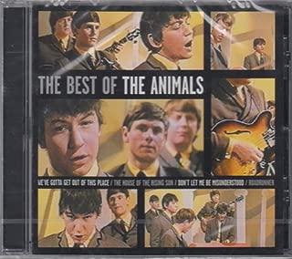 60's UK Folk Blues Rock (CD Album The Animals, 20 Tracks)