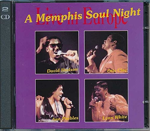 A Memphis Soul Night: Live In Europe