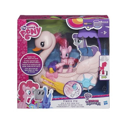 My Little Pony - Equestria Cisne, Color Rosa (Hasbro B3600EU4)