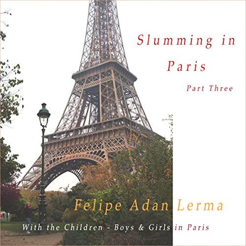 With the Children - Boys and Girls in Paris audiobook cover art