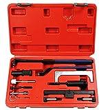 BestsQ Kit d'outils de blocage de synchronisation moteur pour Audi VW VAG Diesel 1.7, 1.9D/SDi/TDi/Petrol 1.6, 1.8, 1.8T, 2.0