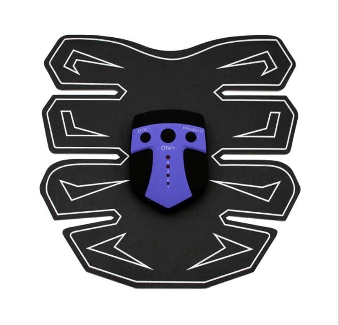 短命ジャズ最小GWM EMS筋肉刺激装置、腹部マッサージベルト、腹部トレーナー、体操訓練、ホームフィットネス機器
