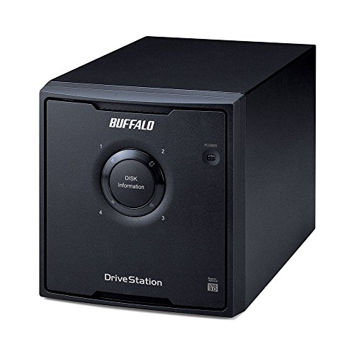Buffalo DriveStation Quad 4-Drive Desktop DAS 12 TB