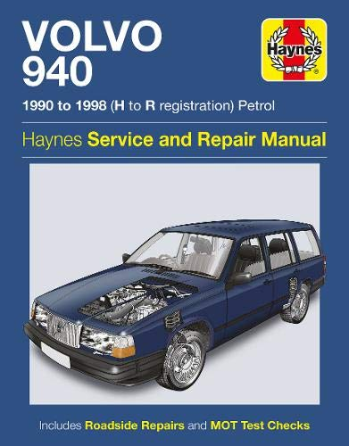 Haynes Publishing: Volvo 940