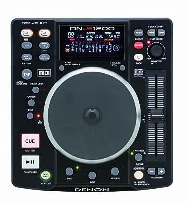 Denon DN-S1200 USB-MIDI DJ Controller CD Player USB MP3
