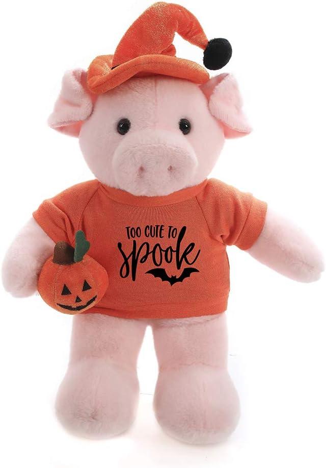 Ranking TOP10 Free shipping Plushland Halloween Floppy Stuffed Animal a Toys Comes Plush Hat