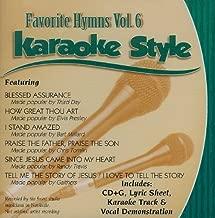 Favorite Hymns Vol. 6
