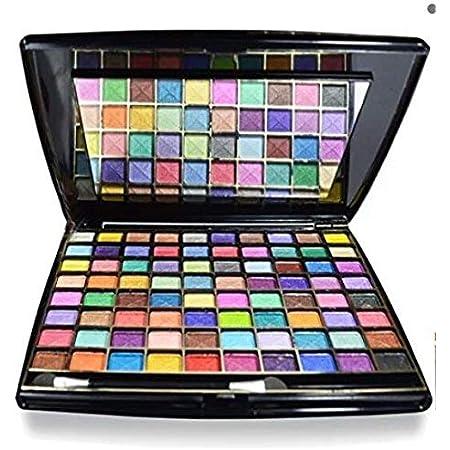Half N Half 80 Colours Eyeshadow Pallete