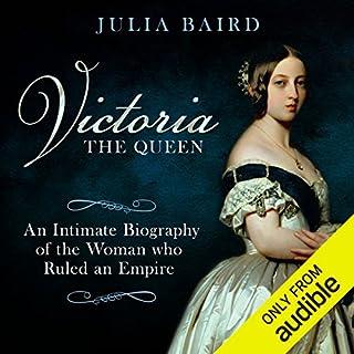 Couverture de Victoria: The Queen
