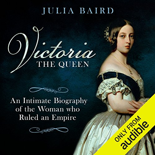 Victoria: The Queen cover art