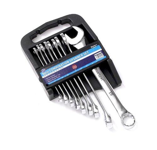 Blue Spot Tools 04119 Jeu de 9 clés mixtes
