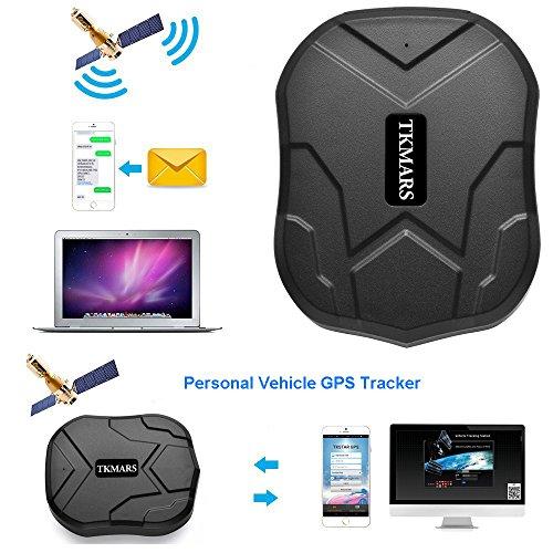 Hangang Localizador gps para coche , GPS Tracker APP / Sitio web posición en...
