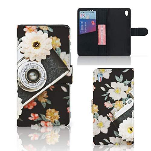 B2Ctelecom Handyhüllen kompatibel für Sony Xperia Z3 Handyhülle Vintage...