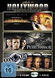 Made in Hollywood: Armageddon - Das jüngste Gericht / Pearl Harbor / Con Air [Alemania] [DVD]