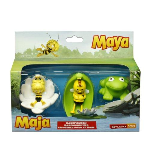 Studio 100 - MEMA00000050 - Die Biene Maja : Badefiguren, 3-teilig