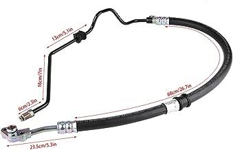 lbz power steering lines