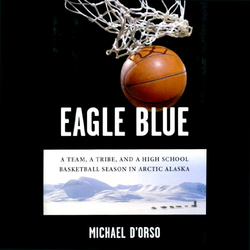 Eagle Blue audiobook cover art