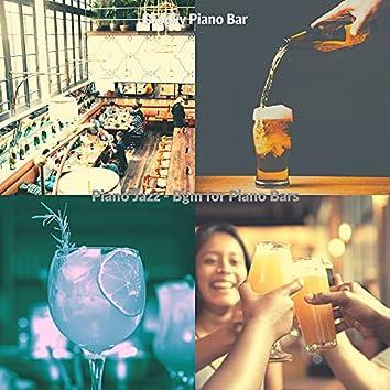 Piano Jazz - Bgm for Piano Bars