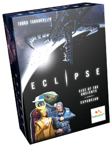 Lautapelit 827011 - Eclipse - Rise of The Ancients, Brettspiele