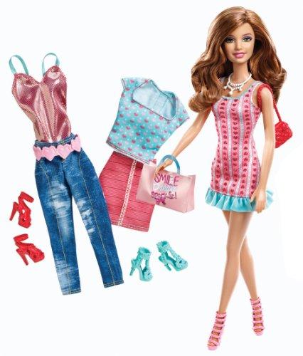 Mattel Barbie Teresa & Fashion Set (BBX44) (Japan Import)