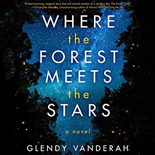 Where the Forest Meets the Stars                   By:                                                                                                                                 Glendy Vanderah                               Narrated by:                                                                                                                                 Lauren Ezzo                      Length: 9 hrs and 57 mins     1,588 ratings     Overall 4.4