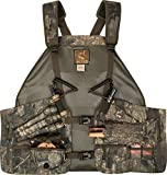 Ol' Tom Drake Waterfowl Time & Motion Easy-Rider Turkey Vest Realtree Timber One Size Fits Most
