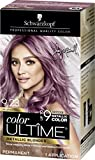 Schwarzkopf Color Ultime Metallic Permanent Hair Color Cream, 9.23 Brushed Berry