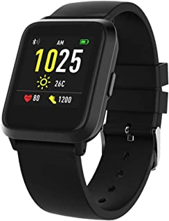 Crafted for Amazon – 10.or Cosmos Smartwatch with GPS and Transreflective Display