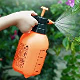 HOME CUBE 1 Pc Garden Pump Pressure Sprayer,Lawn Sprinkler,Water Mister,Spray Bottle for Herbicides