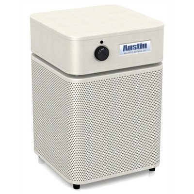 Review HEGA Allergy Machine Junior Air Purifier Color: White