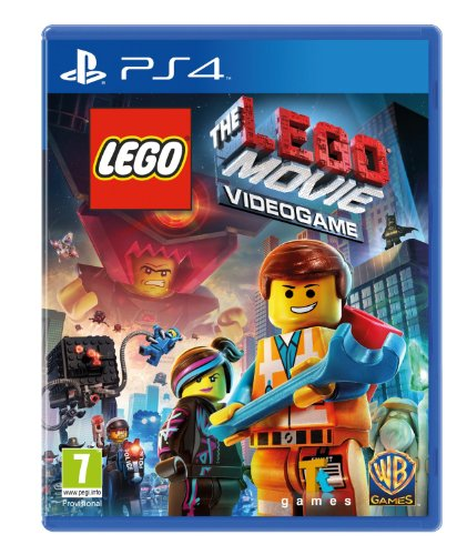 THE LEGO MOVIE : VIDEOGAME PS4 [ ]