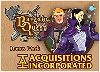 Bargain Quest Acquisitions Incorporated Bonus Pack