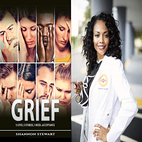 Grief audiobook cover art