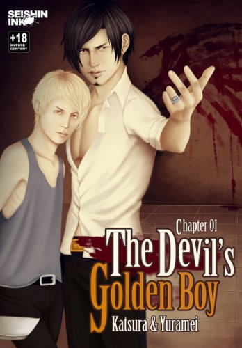 The Devil's Golden Boy Ch1 (Yaoi Manga) (English Edition)