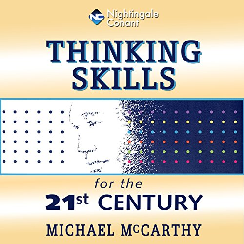 Thinking Skills for the 21st Century audiobook cover art