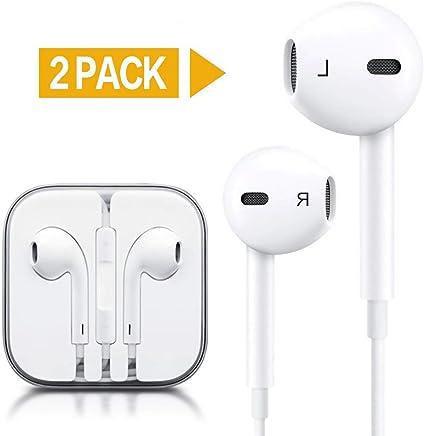 MUXITEK Headphones/Earphones/Earbuds, 3.5mm aux Wired...