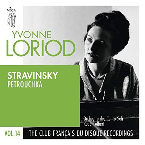 Yvonne Loriod, Orchestre Des Cento Soli & Rudolf Albert