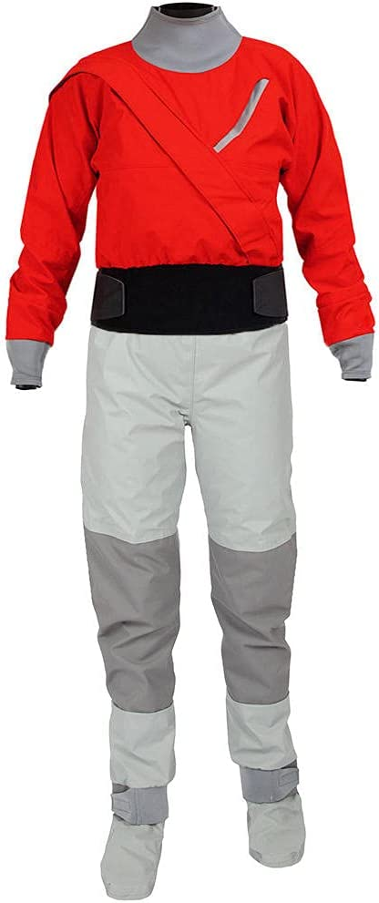 Mookta Drysuit Breathable Women's Max 49% OFF Don't miss the campaign Suit Waterproof Fishing