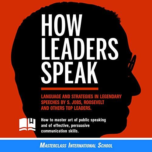 How Leaders Speak  By  cover art