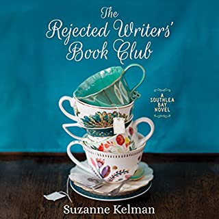 The Rejected Writers' Book Club audiobook cover art